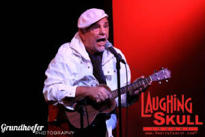 Mad Mark Wirtz at the Laughing Skull