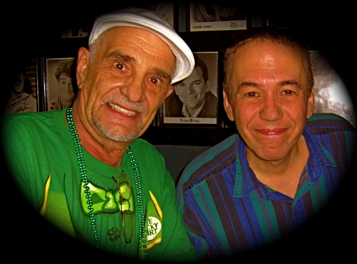 Mad Mark Wirtz and Gilbert Gottfried