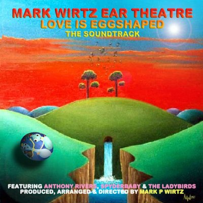 Mark Wirtz - Love is Eggshaped